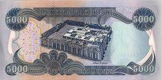 5,000 Iraqi Dinar UNC Notes – Buy Iraqi Dinar Here