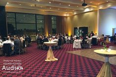 Then it was dinner time in the Grand Piazza Ballroom. http://www.discjockey.org/real-chicago-wedding-sept-18-2015/