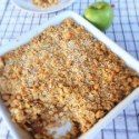 http://www.cookingforbusymums.com/apple-peanut-butter-crumble/
