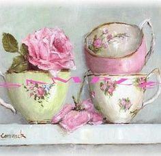Rose Teapots