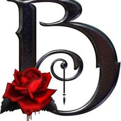 "Photo from album ""Gothic Rose Alphabet"" on Yandex. Alphabet Design, Monogram Alphabet, Alphabet And Numbers, Letter Designs, Creative Lettering, Lettering Design, Decorative Lettering, Schrift Design, Typographie Inspiration"