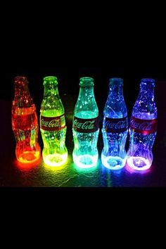 This Is Really Cool Step 1 Rinse Out Empty Coke Bottles 2