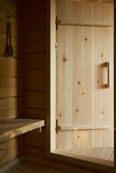 Pihasauna / Mattila & Merz Cottage, Finland, Furniture, Crafts, Home Decor, Puertas, Manualidades, Decoration Home, Room Decor
