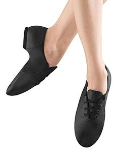 reputable site e0dbd 03cf7 Bloch Girls Jazzsoft Lace Up Black Dance Oxfords 85 X -- Find out more about