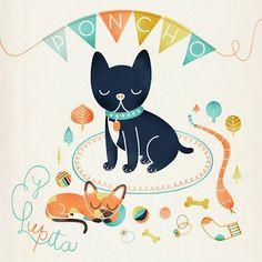 love print studio blog: Love Print...Love Sol Linero...Renuuuuu