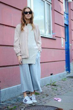 colors & culottes