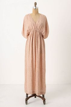 """@Melanie Baker can you put this on your """"to sew list"""" when the kiddies leave for college? Your short daughter wants a maxi dress this isn't 10 inches too long! :)"""