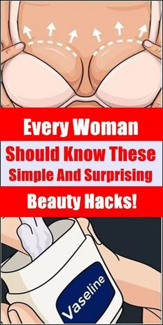 Every Woman Should Know These Simple And Surprising Beauty Hacks! Every Woman Should Know These Simple And Surprising Beauty Hacks! Beauty Secrets, Diy Beauty, Beauty Skin, Health And Beauty, Beauty Tips, Beauty Ideas, Beauty Care, Skin Care Regimen, Skin Care Tips