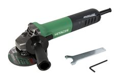 Hitachi AC Brushless Angle Grinder G12VE  New for the daily grind: the Hitachi AC Brushless Angle Grinder with electronic motor protection, zero voltage restart safety, kickback control, and more!  #hitachi #brushless #anglegrinder #grinder #powertools   https://www.protoolreviews.com/tools/power/corded/grinders-sanders/hitachi-ac-brushless-angle-grinder-g12ve/30181/