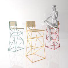 Bar stool SUPPORTSTOOL