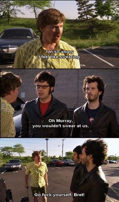 #Flight of the Conchords by billie