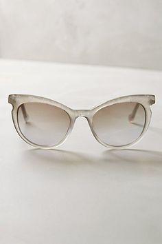 e0be5aa5be ett twa Swanhild Sunglasses  anthropologie Stylish Sunglasses