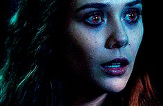 Either what happens when a soulmate dies or. What happens to the seers eyes