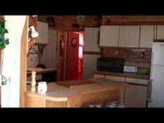 Video Tour Of Drake Lake Maine Home.