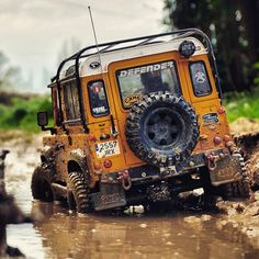 Afternoon Drive: Off-Road Adventures Photos) Nachmittagsfahrt: Offroad-Abenteuer Fotos) – Suburban Men Landrover Defender, Defender 90, Jeep 4x4, Jeep Truck, Jeep Rubicon, Ford Trucks, Suv 4x4, Carros Toyota, Rallye Automobile