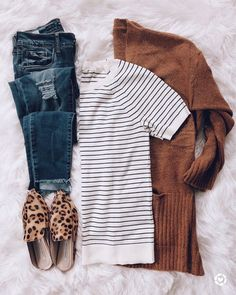 Winter Fashion Outfit Ideas For Women Look Fashion, Fashion Outfits, Womens Fashion, Fall Fashion, Club Fashion, Fashion 2018, Fashion Trends, Fall Winter Outfits, Autumn Winter Fashion