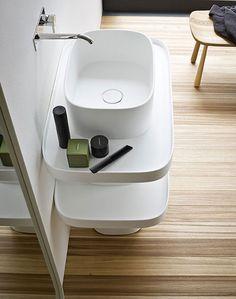 sink/shelf combo for little houses #littlehouse #tinyhouses