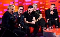 """El tour de promoción de Songs of Innocence continuo ayer con la emisión del programaThe Graham Norton Show en la BBC One. La banda al completo interpreto dos temas,""""The Miracle"""" y""""Song For Someo..."""