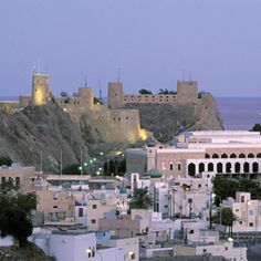 Oman,  A Paradise in the Arabian Peninsula-