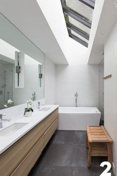 The Inspiration for Karin & Jeff's Bathroom Renovation — Renovation Diary   Apartment Therapy