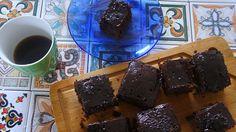 Receita de Bolo Nega Maluca com Cobertura de Chocolate Molinha de Achocolatado