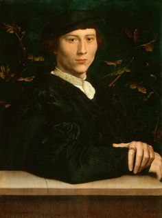 Hans Holbein Self Portrait Hans holbein the younger