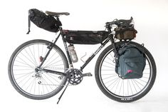 Surly Cross Check w/ Swift Ind and Revelate Bags