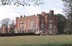 Hunsdon House, Hunsdon, Hertfordshire, England | Hunsdon :