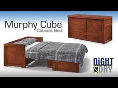 """Outstanding """"murphy bed ideas space saving"""" detail is readily available on our internet site. Take a look and you wont be sorry you did. Best Murphy Bed, Murphy Bed Plans, Folding Furniture, Bedroom Furniture, Kitchen Furniture, Furniture Design, Furniture Stores, Kids Furniture, Office Furniture"""