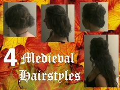 4 Medieval Hairstyles (Braveheart, Lord of the Rings & Outlander)