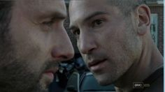 """Fan Fiction Friday: The Walking Dead's Rick and Shane in """"Buried ..."""