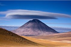 By Machado, Portugal  Licancabur volcano is located on the border between Chile and Bolivia.