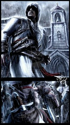 Altair by RiotEye.deviantart.com on @deviantART