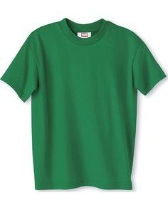 Cotton Adult T Shirt - Buy discount Hanes 4.5 oz 100% ringspun cotton adult t-shirt at Gotapparel.com