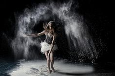 dancing in the darkness: Photo by Photographer Katarzyna Gritzmann - photo.net