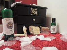 Valentine's Day Gift Set with Original by NaturalKitchenBeauty, $21.00
