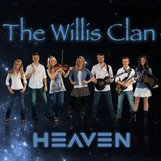 """Their blend of drums, bass, electric guitar, melodic vocals and traditional Irish instruments makes this collection of music simply heavenly. Find """"Heaven"""" by The Willis Clan at Cracker Barrel Old Country Store."""