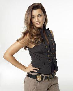 . Cote de Pablo stars as Ziva David in NCIS.