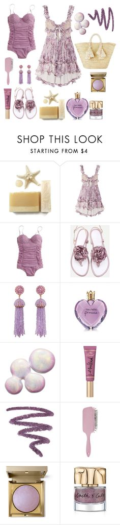 """""""Sans titre #454"""" by carolinesaracosa77 on Polyvore featuring mode, Alexander McQueen, J.Crew, WithChic, Humble Chic, Vera Wang, Arcona, Too Faced Cosmetics, Forever 21 et Stila"""