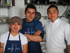 Muelle Tres team