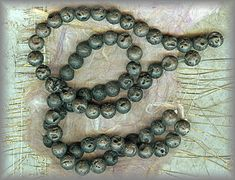 Rosary Workshop: - Rosary Parts , beads index