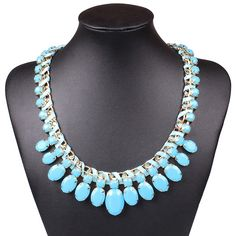 $3.22 Fashion 18k Gold Resin Elliptic Resin Winding Necklace Jewelry Decor http://www.eozy.com/fashion-18k-gold-resin-elliptic-resin-winding-necklace-jewelry-decor.html