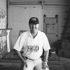 Winemaker, president #OrangeFOODWeek, sails #sydneyhobart each year. Meet James @cargoroadwine