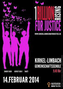 1 billion rising - Plakat-OBR-ERS-KIRKEL.A3