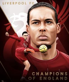 Ynwa Liverpool, Liverpool Football Club, Cristano Ronaldo, Champion, Branding, Rotterdam, Sports, Van, Illustrations