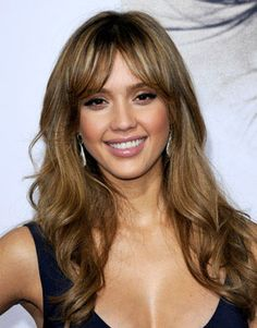 Jessica Alba Hairstyles - January 31, 2008 - DailyMakeover.com