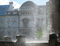 Fountain by Grzegorz Adamski on 500px