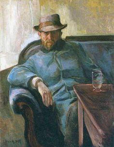 Edvard Munch (Løten, 12 de diciembre de 1863 - Ekely, 23 de enero de 1944) fue un pintor y grabador noruego de la corriente expresionis...