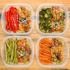 Chicken Teriyaki Meal Prep | This Teriyaki Chicken Meal Prep Will Make You Want To Bring Lunch To Work