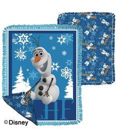 Exclusive Disney s® Frozen Quilt Kits No Sew Fleece Blanket ce808628a